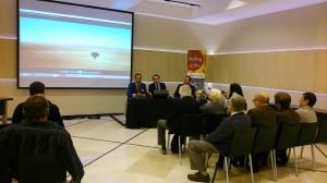 presentación Prodetur Barcelona